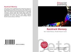 Bookcover of Racetrack Memory