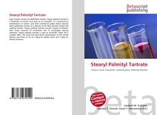 Bookcover of Stearyl Palmityl Tartrate
