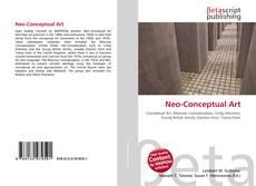 Bookcover of Neo-Conceptual Art
