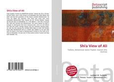 Shi'a View of Ali kitap kapağı