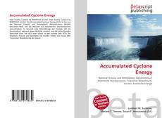 Bookcover of Accumulated Cyclone Energy