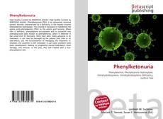 Обложка Phenylketonuria