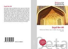 Bookcover of Zayd Ibn Ali