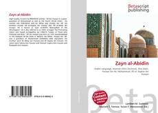 Zayn al-Abidin kitap kapağı