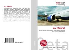 Bookcover of Sky Marshal