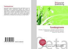 Bookcover of Tandospirone