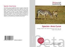 Couverture de Species- Area  Curve