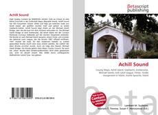 Bookcover of Achill Sound