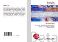 Bookcover of Nikolai Ge
