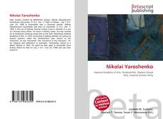 Bookcover of Nikolai Yaroshenko