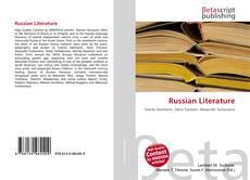 Portada del libro de Russian Literature