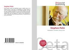 Portada del libro de Stephen Polin
