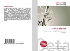 Bookcover of Sersic Profile