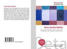 Buchcover von Nina Genke-Meller
