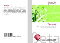 Обложка Thyroxine