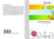 Rachel Atherton kitap kapağı