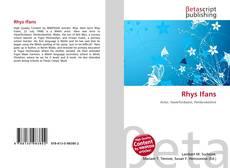 Couverture de Rhys Ifans