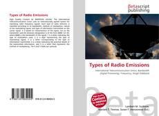 Couverture de Types of Radio Emissions