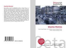 Bookcover of Usonia Homes