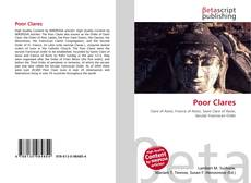 Bookcover of Poor Clares