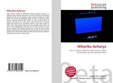 Bookcover of Niharika Acharya