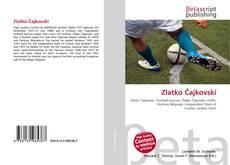 Bookcover of Zlatko Čajkovski