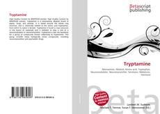 Capa do livro de Tryptamine