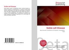 Bookcover of Sickle-cell Disease