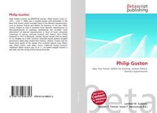 Couverture de Philip Guston