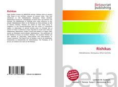 Bookcover of Rishikas