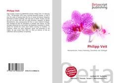 Capa do livro de Philipp Veit