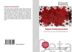Bookcover of Saban Entertainment