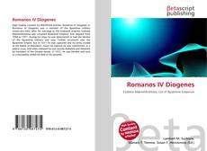 Обложка Romanos IV Diogenes