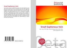 Bookcover of Small Saphenous Vein