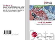 Copertina di Transgressive Art