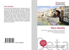 Bookcover of Place Identity