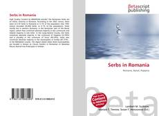 Buchcover von Serbs in Romania