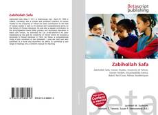 Bookcover of Zabihollah Safa