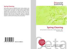 Bookcover of Spring Cleaning