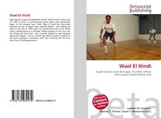 Couverture de Wael El Hindi