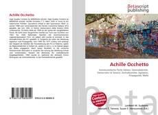 Bookcover of Achille Occhetto