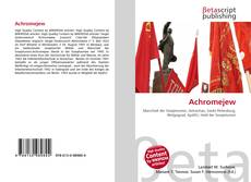 Bookcover of Achromejew