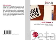 Buchcover von Quentin Blake