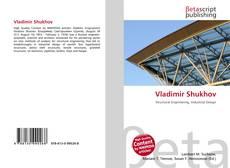 Bookcover of Vladimir Shukhov