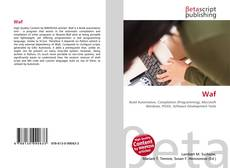 Bookcover of Waf