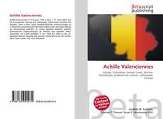 Achille Valenciennes kitap kapağı