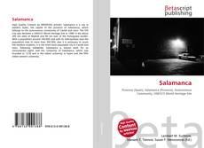 Portada del libro de Salamanca