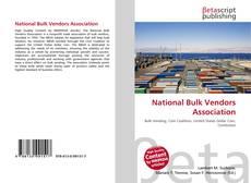 National Bulk Vendors Association的封面