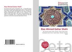 Portada del libro de Riaz Ahmed Gohar Shahi