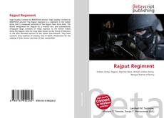 Bookcover of Rajput Regiment